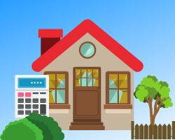Refinance House